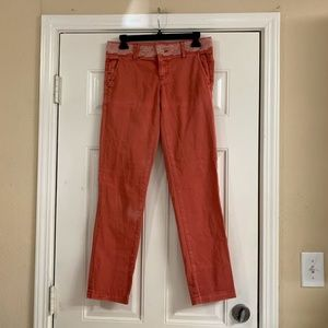 Pilcro and the Letterpress Anthropologie Pants